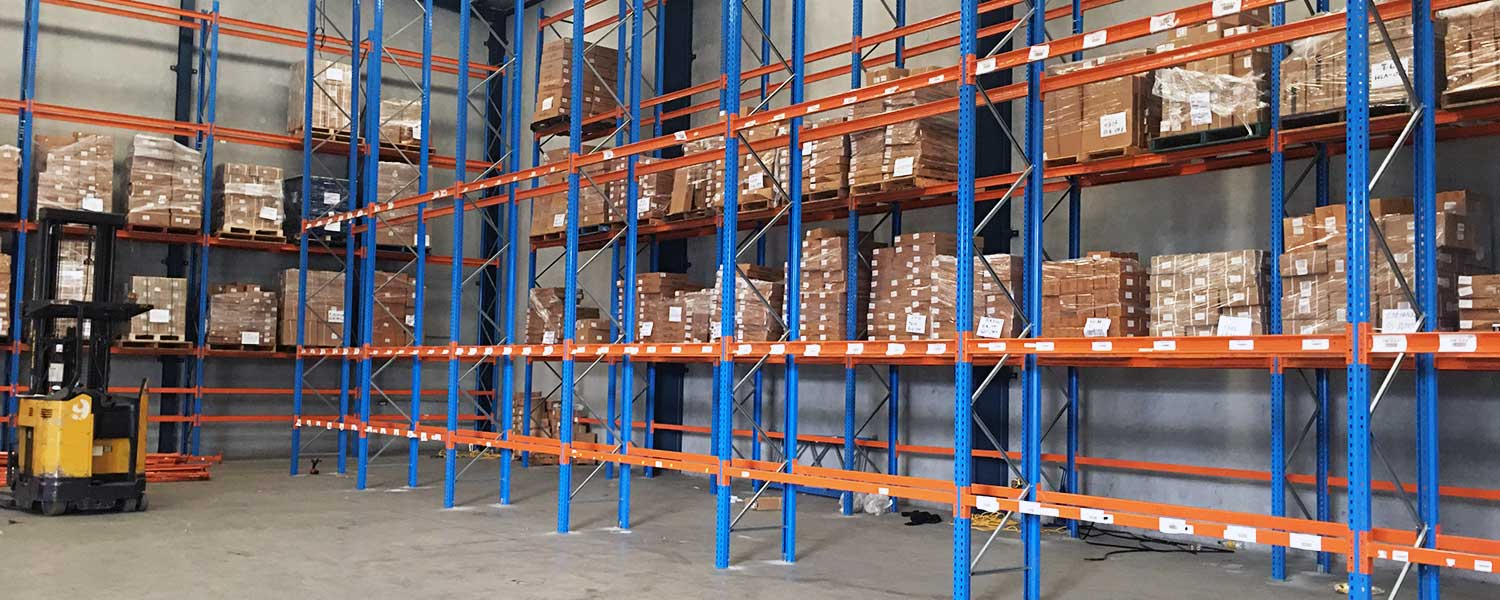 How to Correctly Install Pallet Racking – Installation Requirements