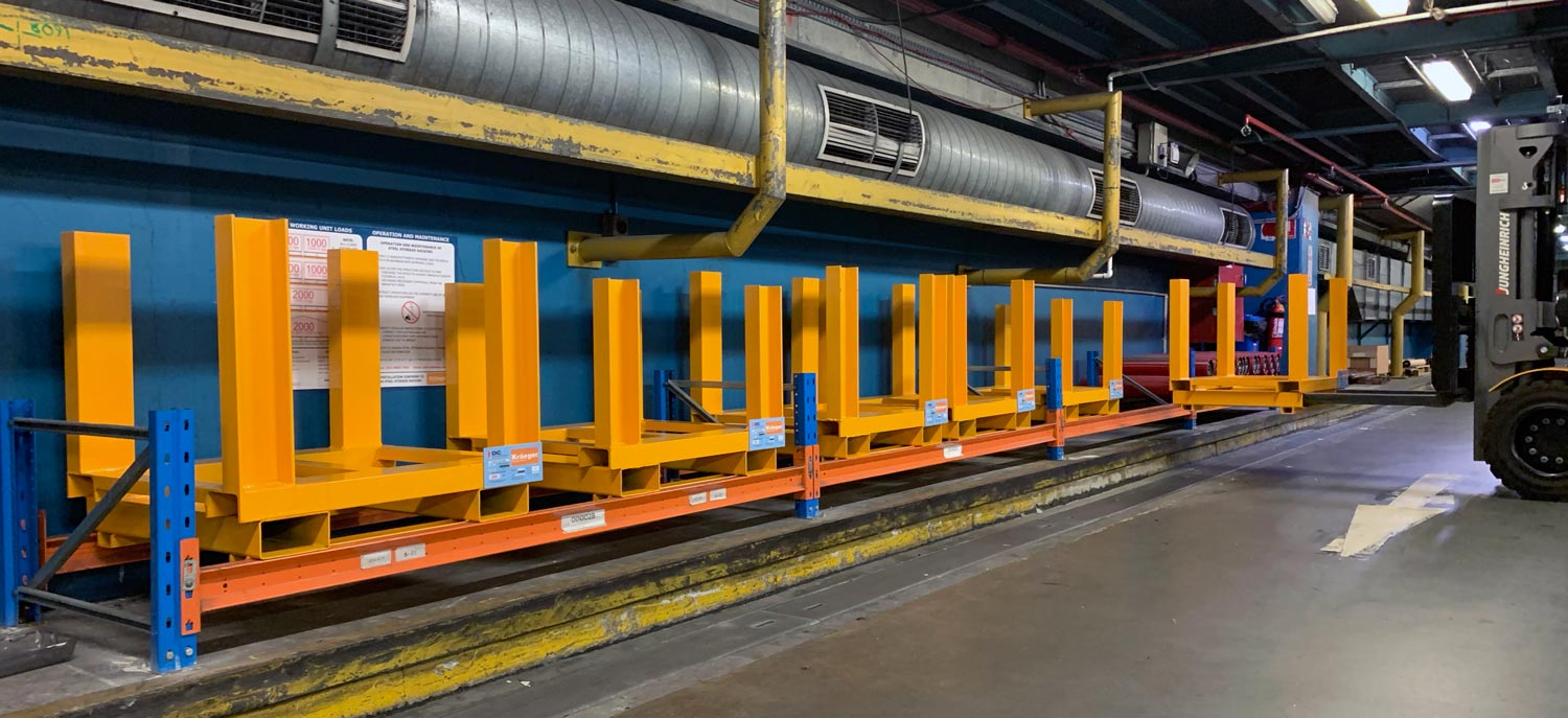 Metal Fabrication for Storage Facilities Operations & Warehouses