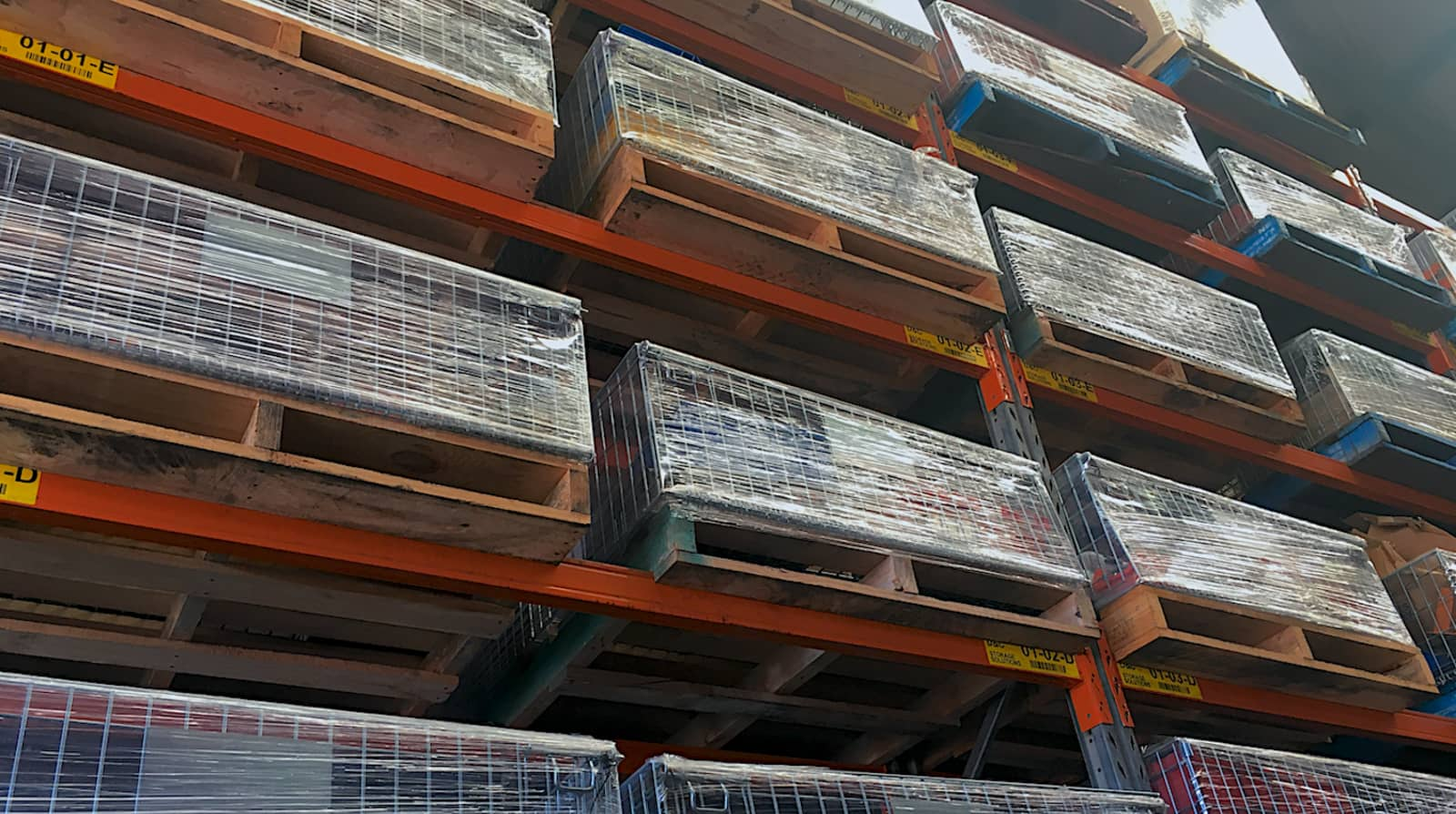 Pallet Racking and Shelving Solutions by D&C Storage Solutions