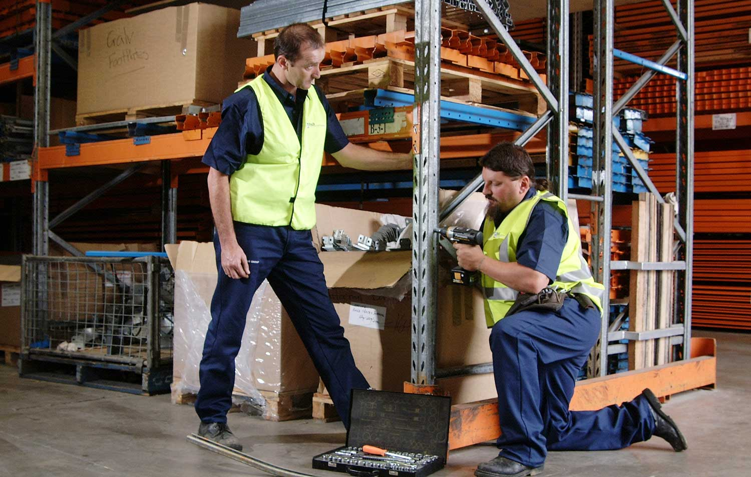 10 Tips for Maintaining Your Pallet Racking Safety